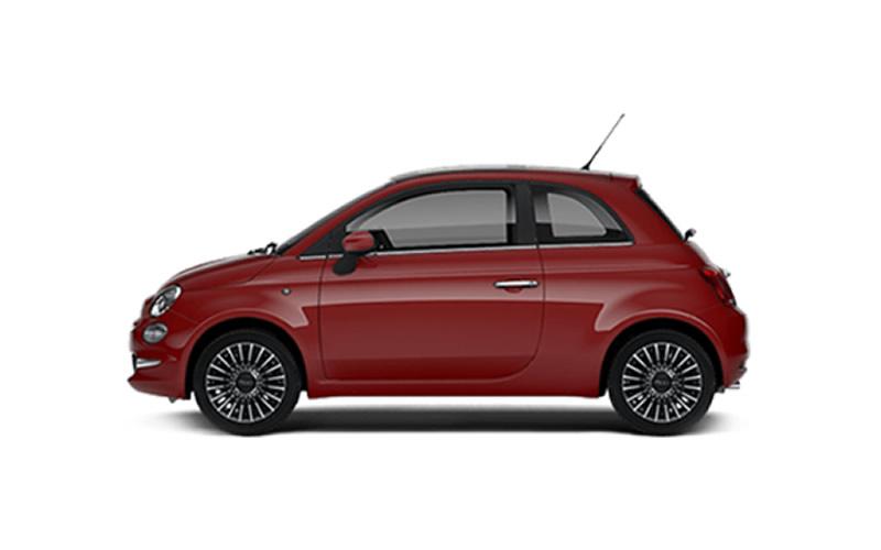 Fiat 500 Langzeitmiete